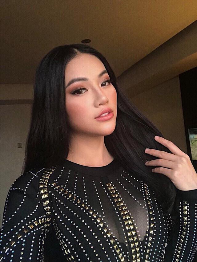 Nhan sắc khác biệt của Hoa hậu Trái đất Phương Khánh chỉ sau chưa đầy nửa năm - Ảnh 8.