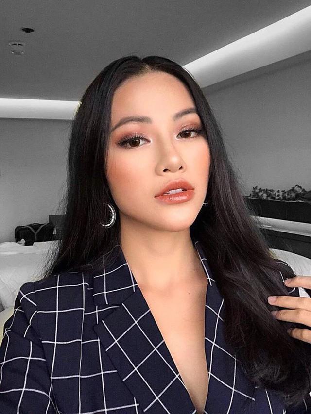 Nhan sắc khác biệt của Hoa hậu Trái đất Phương Khánh chỉ sau chưa đầy nửa năm - Ảnh 9.