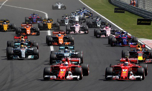 Hà Nội ký hợp đồng tổ chức giải đua F1 trong 10 năm - Ảnh 5.