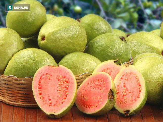 Tại sao ổi được xem là loại trái cây vua trong việc làm đẹp? - Ảnh 1.