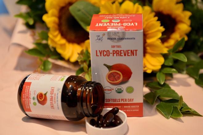Lycopen là gì mà có khả năng giảm thiểu 50% nguy cơ mắc ung thư? - Ảnh 2.