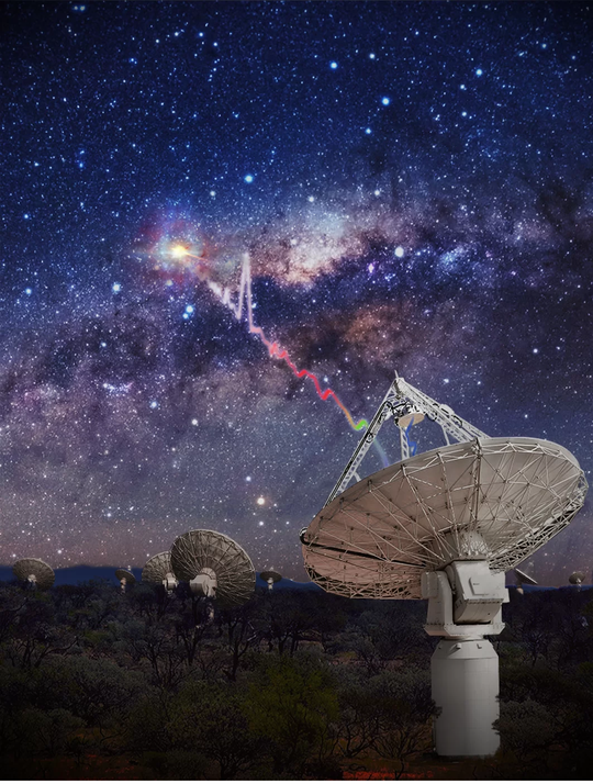 Bắt được 19 tín hiệu từ hành tinh khác truyền đến Trái Đất - Ảnh 1.