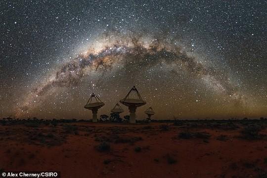 Bắt được 19 tín hiệu từ hành tinh khác truyền đến Trái Đất - Ảnh 2.