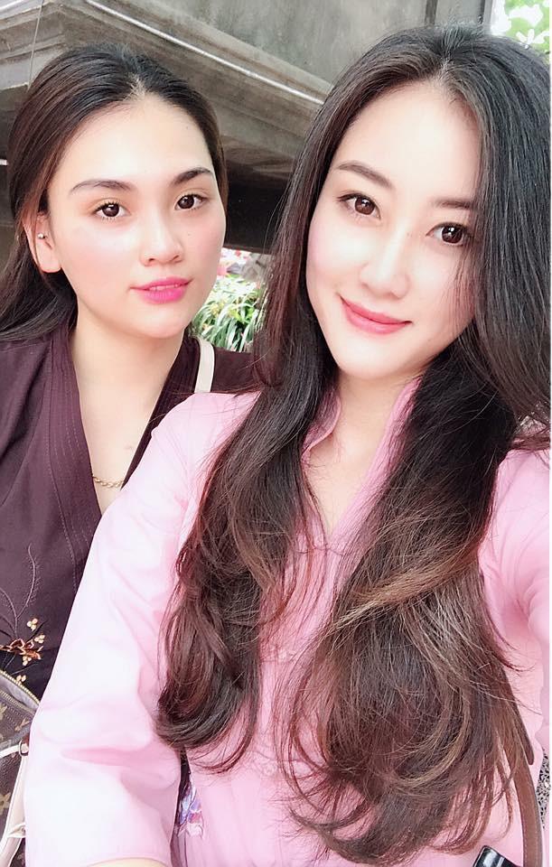Xuất hiện bên ngoài sân xem ĐT Việt Nam, nữ CĐV được săn lùng vì vóc dáng quá đẹp - Ảnh 6.