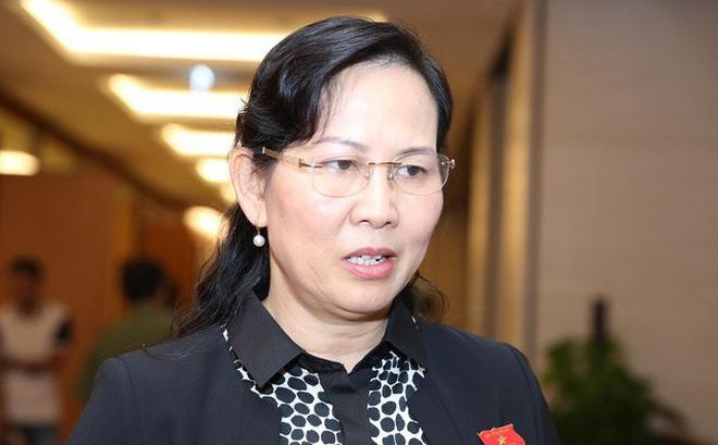 """Bà Lê Thị Thủy: Bí thư huyện vượt thẩm quyền khi chỉ đạo công an """"theo dõi"""" đoàn UBKT TƯ - Ảnh 1."""