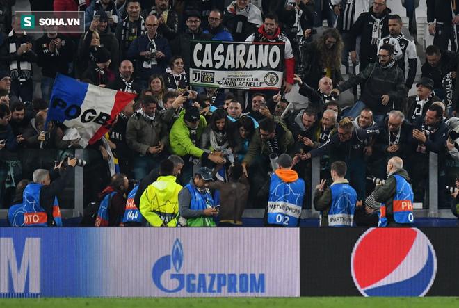 Vừa thắng Juventus, Pogba đã lập tức làm người hâm mộ Man United phải lộn tiết - Ảnh 1.