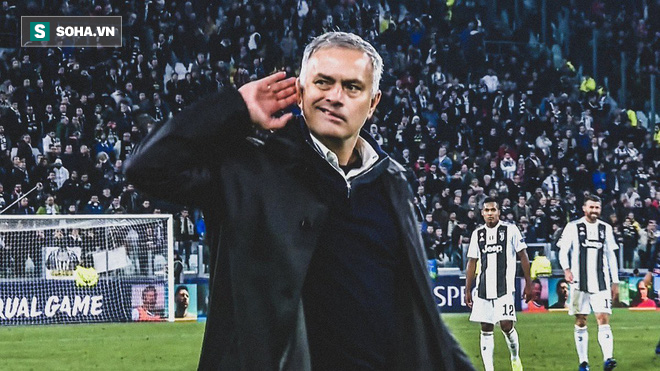 Ăn mừng bàn thắng vào lưới Man United, 30 phút sau Ronaldo phải méo mặt trước Mourinho - Ảnh 3.