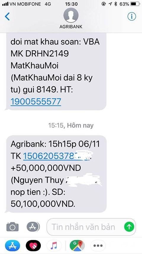"""Chuyện lạ Agribank: Đột nhiên """"cục tiền rơi vào đầu"""" là có thật - Ảnh 1."""