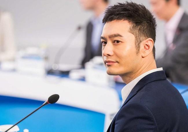 Nổi tiếng, đẹp trai và giàu có nhưng Huỳnh Hiểu Minh lại mong con trai lớn lên giống Angelababy - Ảnh 1.