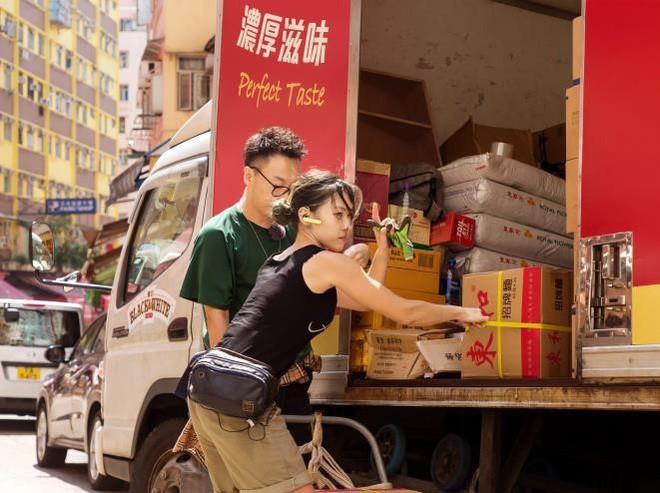 Cô gái Hongkong mình hạc xương mai 10 năm làm nghề bốc vác - ảnh 2