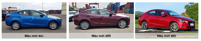 Mazda2 nhập khẩu Thái Lan có 4 phiên bản, giá dự kiến từ 509 triệu đồng, cạnh tranh gắt gao Toyota Vios - Ảnh 4.