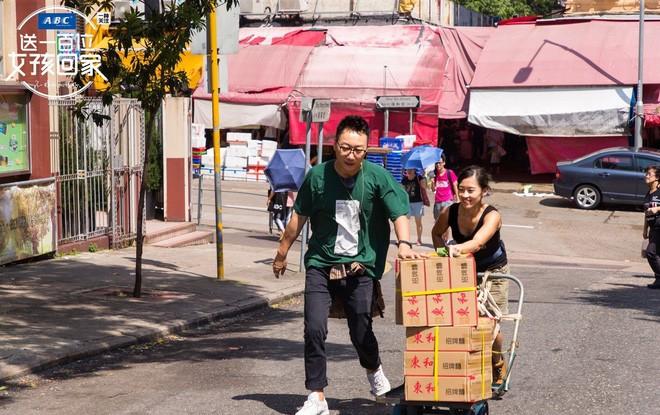 Cô gái Hongkong mình hạc xương mai 10 năm làm nghề bốc vác - ảnh 8