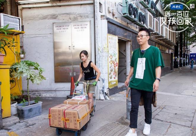 Cô gái Hongkong mình hạc xương mai 10 năm làm nghề bốc vác - ảnh 9