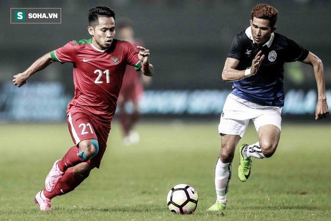 """""""Pirlo của Indonesia"""" ngán đội tuyển Việt Nam hơn Thái Lan tại AFF Cup 2018 - Ảnh 1."""