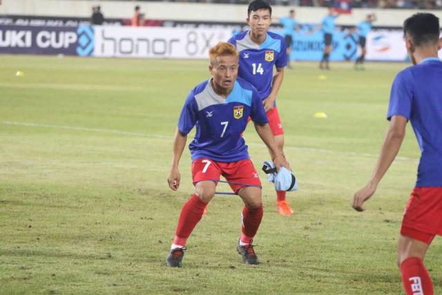 NÓNG: Hờn dỗi vì không được ra sân gặp Việt Nam, Messi Lào từ giã ĐTQG - Ảnh 1.