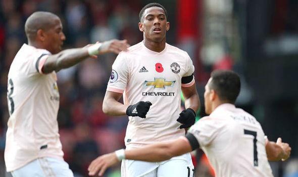 Phong độ xuất sắc giúp Martial trở lại tuyển Pháp - Ảnh 2.