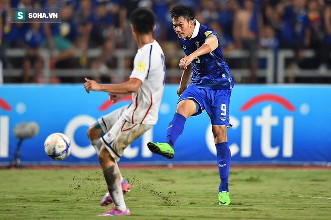 Thắng tàn sát, đội khách Thái Lan phô diễn thứ mà đội tuyển Việt Nam thiếu nhất - Ảnh 2.
