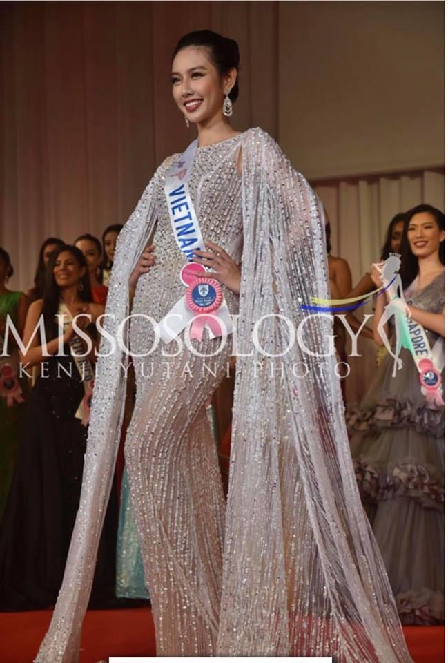 Người đẹp Venezuela đăng quang, đại diện Việt Nam trắng tay tại Hoa hậu Quốc tế 2018 - ảnh 6