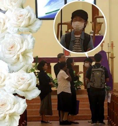 Tang lễ Lam Khiết Anh: Trương Vệ Kiện buồn bã, chị gái lặng người trước di ảnh xinh đẹp của nữ diễn viên - Ảnh 9.