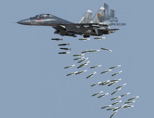 Trung Quốc biên chế hàng loạt hàng nhái Su-30 của Nga - ảnh 8