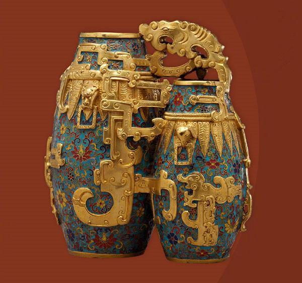Những cổ vật đặc biệt trong Tử Cấm Thành: Có thể xua tan cảm giác lạnh lẽo nơi cung điện - Ảnh 5.