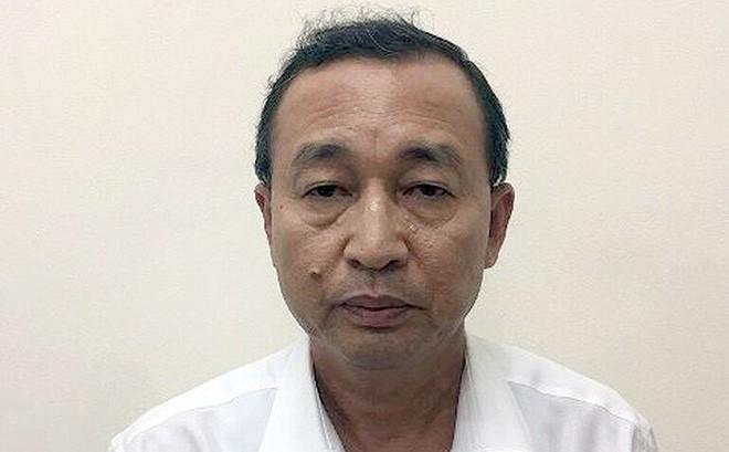 Ông Trần Văn Thuận thay ông Nguyễn Hoài Nam giữ chức Bí thư Quận ủy quận 2 - Ảnh 1.