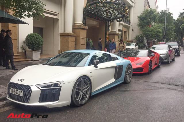 """Cường """"Đô-la"""" đưa bộ đôi siêu xe tới Hà Nội, sắp tới nhà Đàm Thu Trang để hỏi cưới ở Lạng Sơn - Ảnh 2."""