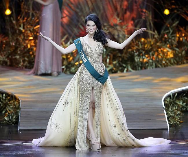 Hoa hậu Trái đất Phương Khánh bị ông bầu và người đỡ đầu tố vô ơn - Ảnh 1.