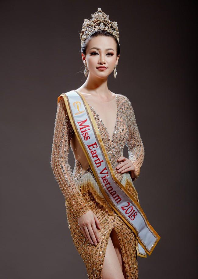 Hoa hậu Trái đất Phương Khánh bị ông bầu và người đỡ đầu tố vô ơn - Ảnh 2.