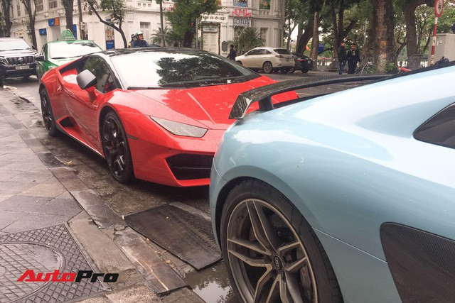 """Cường """"Đô-la"""" đưa bộ đôi siêu xe tới Hà Nội, sắp tới nhà Đàm Thu Trang để hỏi cưới ở Lạng Sơn - Ảnh 3."""