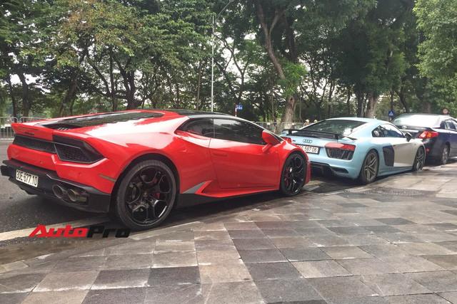 """Cường """"Đô-la"""" đưa bộ đôi siêu xe tới Hà Nội, sắp tới nhà Đàm Thu Trang để hỏi cưới ở Lạng Sơn - Ảnh 4."""