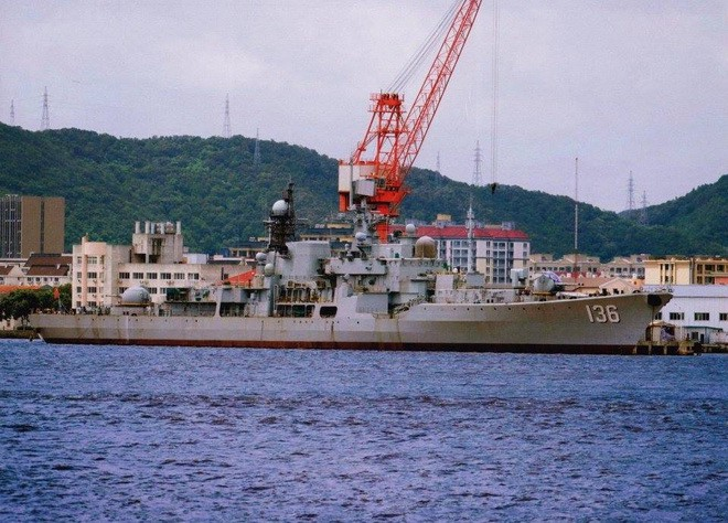 Báo TQ chế giễu: Không nhờ Bắc Kinh, khu trục hạm Sovremenny mua từ Nga đã thành bảo tàng - Ảnh 2.