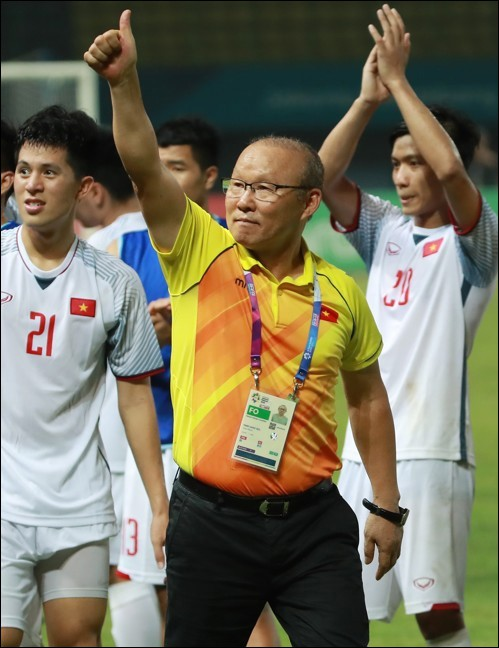 CĐV Hàn Quốc đầy phấn khích: Thật khâm phục đội tuyển Việt Nam - ảnh 2