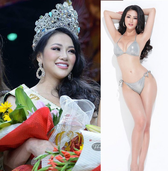 Hoa hậu Phương Khánh vướng lùm xùm mua giải, vô ơn, bác sĩ Chiêm Quốc Thái tiết lộ gây sốc - Ảnh 1.