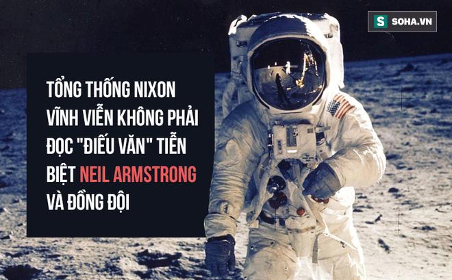 Bí mật cuộc đổ bộ Mặt Trăng đầu tiên của NASA: Kịch bản ám ảnh phi hành gia thứ 3 - Ảnh 2.
