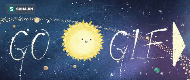 Hôm nay 13/12, Google nhắc khéo về sự kiện thiên văn không nên bỏ lỡ của năm 2018 - Ảnh 1.