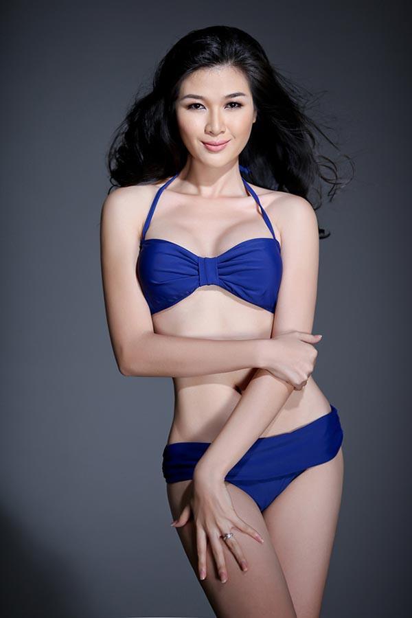 Á hậu gợi cảm, chịu nhiều áp lực khi trở thành vợ 2 của diễn viên Huy Khánh - Ảnh 6.