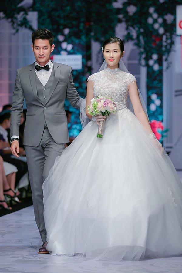 Á hậu gợi cảm, chịu nhiều áp lực khi trở thành vợ 2 của diễn viên Huy Khánh - Ảnh 4.