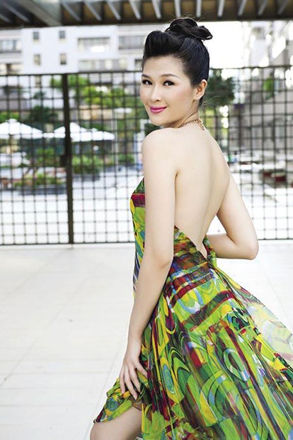 Á hậu gợi cảm, chịu nhiều áp lực khi trở thành vợ 2 của diễn viên Huy Khánh - Ảnh 1.