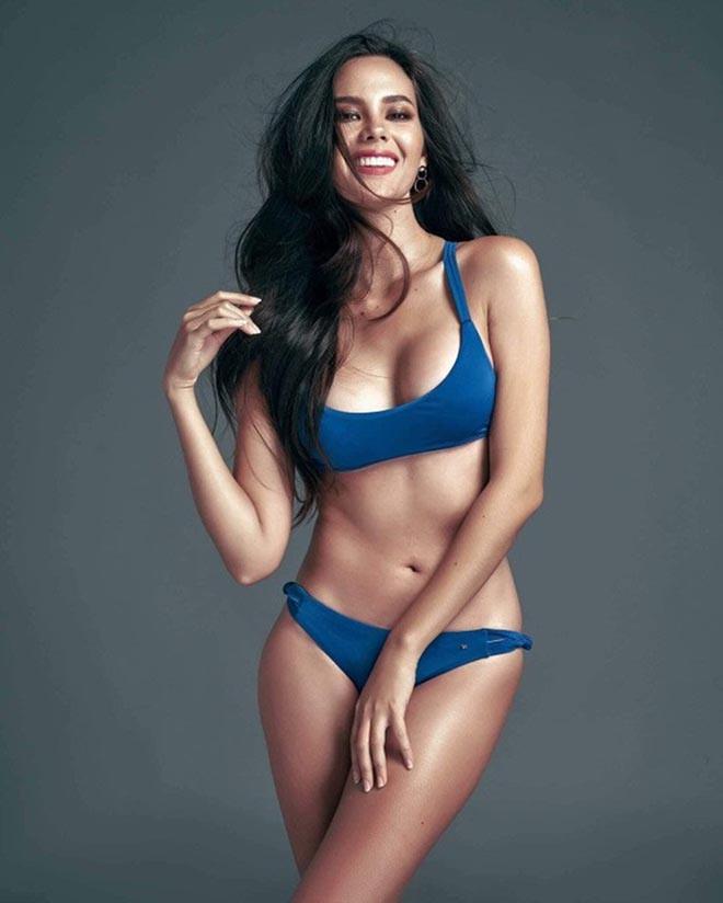 Chân dung mỹ nhân nóng bỏng vượt mặt H'Hen Niê giành vương miện Hoa hậu Hoàn vũ - Ảnh 4.