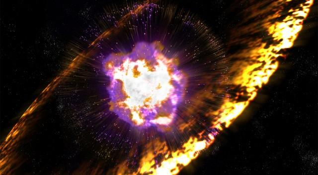 Vụ nổ ngôi sao gần Trái Đất vô tình tiêu diệt quái vật biển khổng lồ, to hơn 1 chiếc xe bus - Ảnh 2.