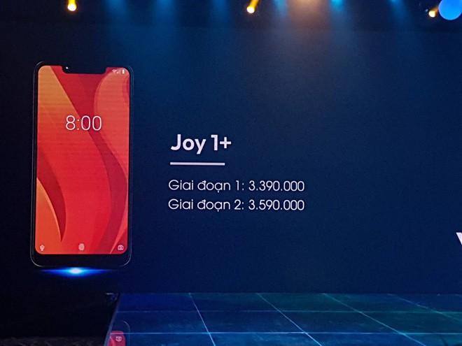 Smartphone Vsmart ra mắt với giá từ 2.5 đến 6.3 triệu, cạnh tranh trực tiếp với điện thoại Trung Quốc - Ảnh 4.