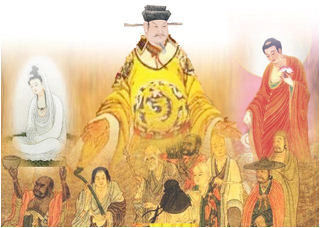Bị vua Tống cố tình hỏi khó, nhà sư khôn ngoan đáp 1 câu, cả chùa được cứu mạng - Ảnh 3.