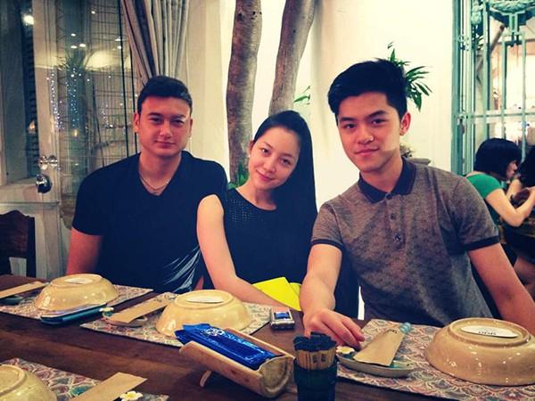 Chị họ Lâm Tây: Là mỹ nhân đình đám, thường được thủ môn tuyển Việt Nam hộ tống  - Ảnh 3.