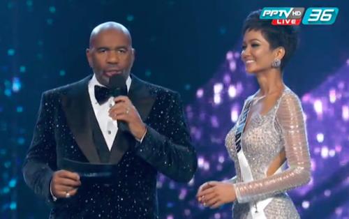 Khán giả bức xúc trước lỗi phiên dịch câu trả lời ứng xử của HHen Niê tại Hoa hậu Hoàn vũ - Ảnh 2.