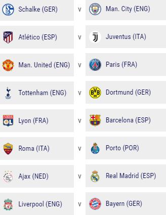Bốc thăm Champions League: Real, Barca thuận lợi; Man United gặp đối thủ xương xẩu - Ảnh 1.