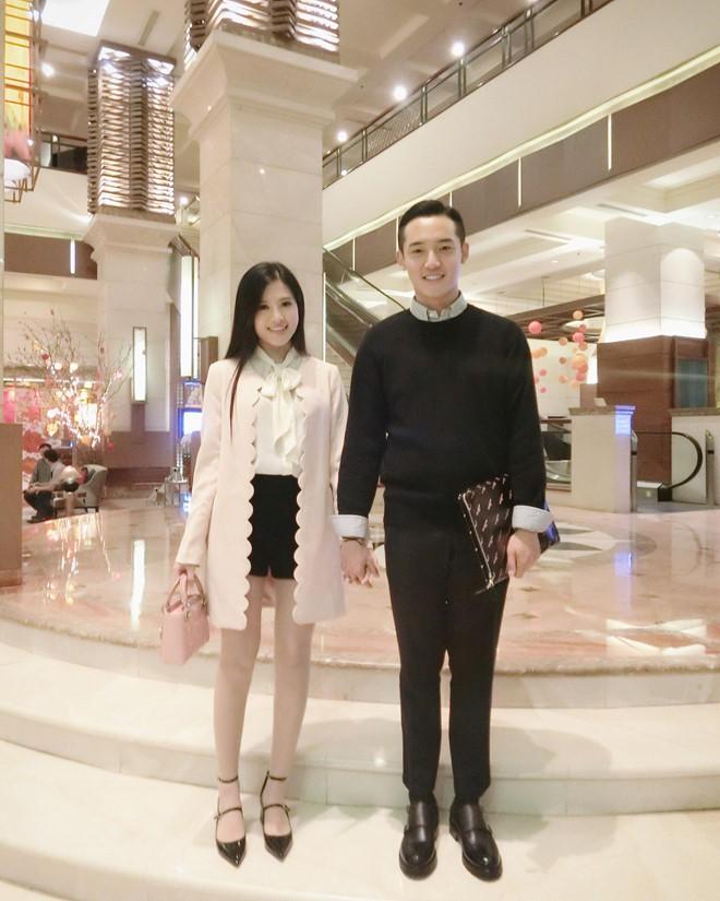 Em gái Huyền Baby: Chỉ xài hàng hiệu đắt đỏ, có người yêu Hàn Quốc là nhờ chị gái tặng - Ảnh 6.