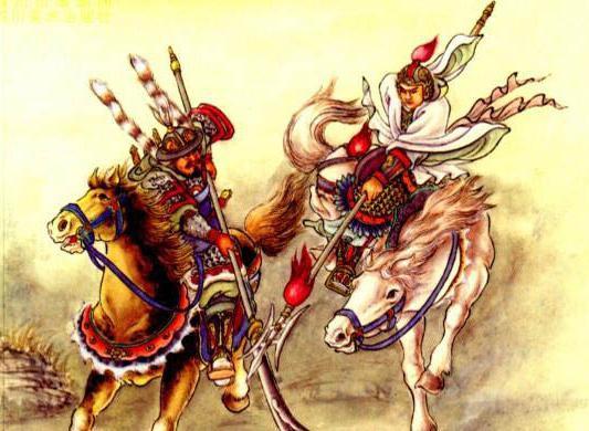 4 cao thủ từng sử dụng Phương Thiên Họa Kích: Vô địch thiên hạ như Lữ Bố vẫn chỉ xếp hạng 2 - Ảnh 4.