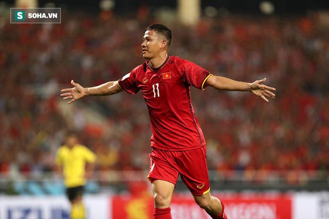 CHÍNH THỨC: HLV Park Hang-seo bất ngờ rút Anh Đức, Văn Quyết khỏi nhiệm vụ Asian Cup - Ảnh 1.