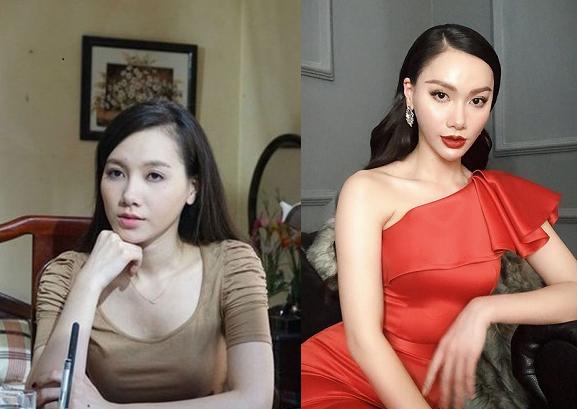Phủ nhận phẫu thuật thẩm mỹ nhưng gương mặt MC Minh Hà ngày càng khác lạ - Ảnh 12.